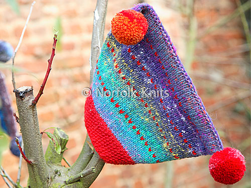 Noro Teacosy Child's Hat