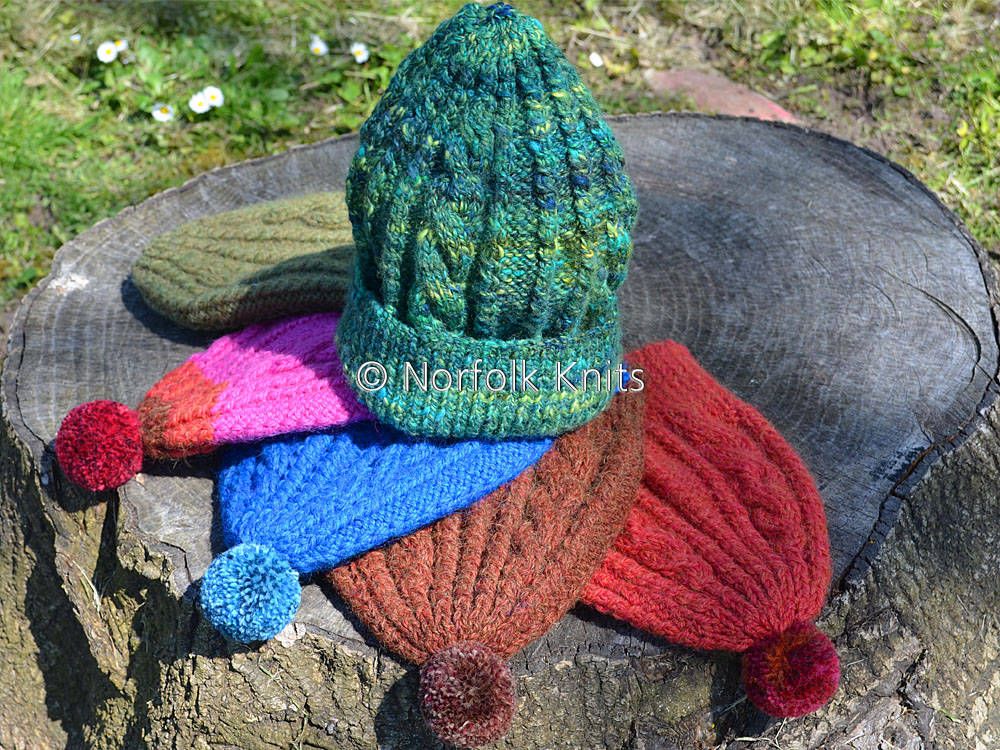 Norfolk Knits Adult's Hat