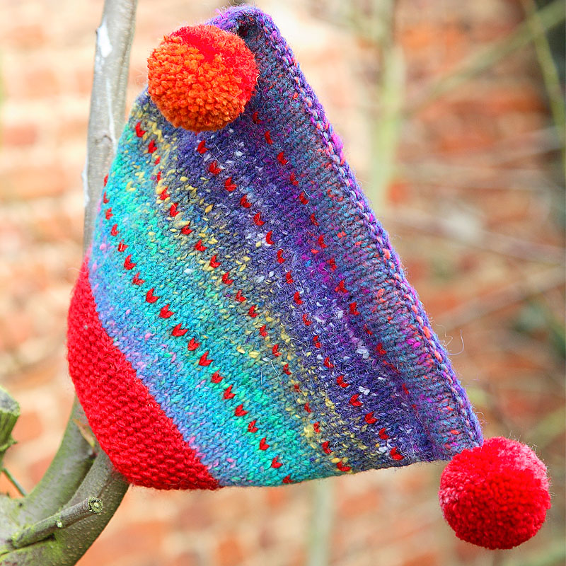 Norfolk Knits child's hat