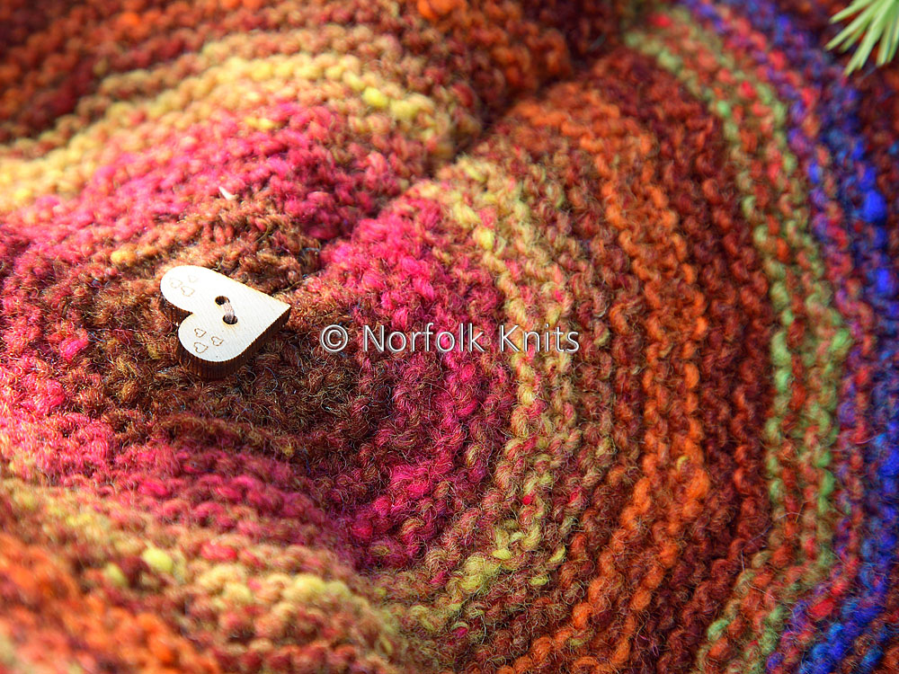 Norfolk Knits Noro Child's Beret