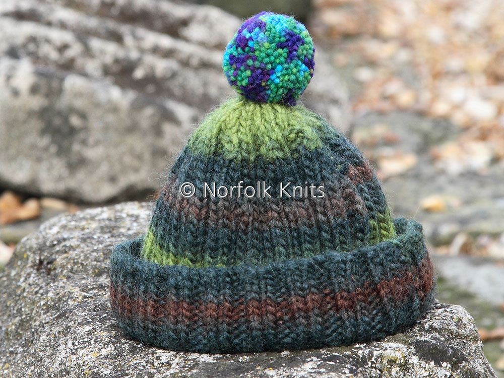 Norfolk Knits Child's Beanie Hat