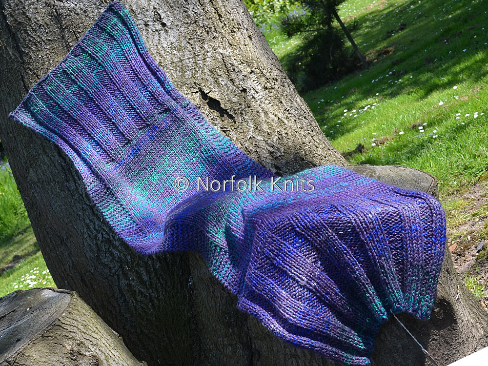Norfolk Knits Adult's Scarf